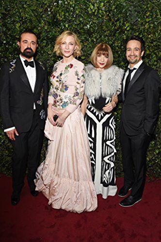 Cate Blanchett Lin Manuel Miranda Anna Wintour And Evgeny Lebedev Lin Manuel Miranda Wedding Cate Blanchett Anna Wintour