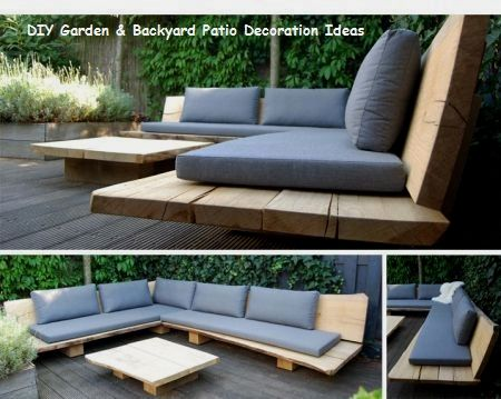 13 Awesome And Cheap Patio Furniture Ideas 2 Cheap Patio