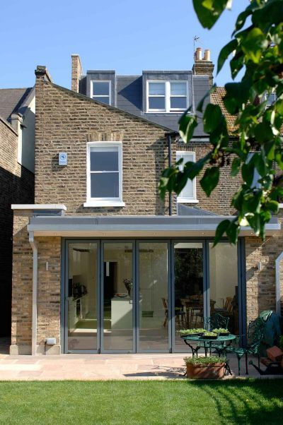 17 Best images about Extension maison on Pinterest House, Modern