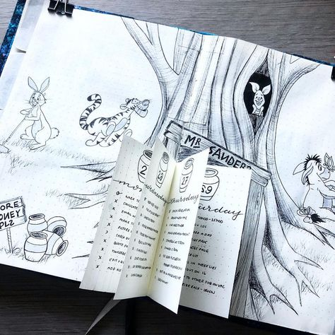 Looking for inspiration for your weekly bullet journal spreads? Look no further! I'm sure you will find a great bullet journal weekly spread you'll love in this post!