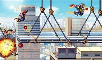 Spider Man Ultimate Power Mod Apk Download   Spiderman