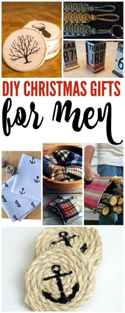 Diy Gift Ideas For Men Looking For Easy Fun And Homemade Gifts