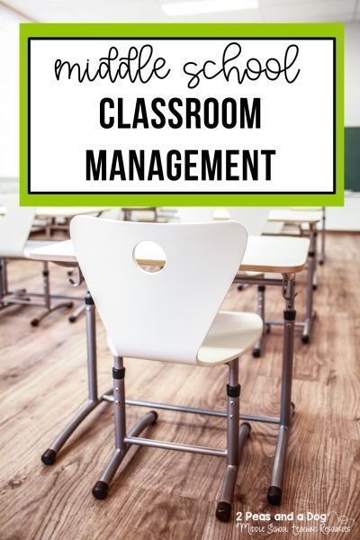 Middle School Classroom Management Tips
