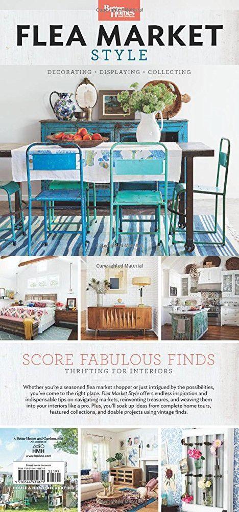 65f9d0c177762ec5c81c27da6c03083d - Better Homes And Gardens Flea Market Style Magazine