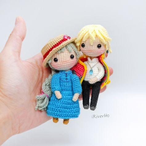 Crochet amigurumi anime tutorials 32+ new Ideas #crochet | Crochet ... | 474x474