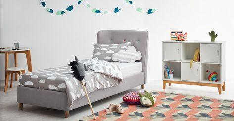 Made Polsterbetten Grau Polsterbett Bett Ideen Und Bettwasche Blau