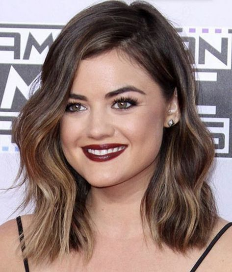bob hairstyles for round faces   - Lovely Locks... - #bob #Faces #hairstyles #Locks #Lovely