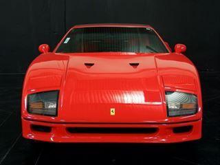 8c639fe283f Incrível! Brasileiros constroem réplicas perfeitas de Ferrari F40