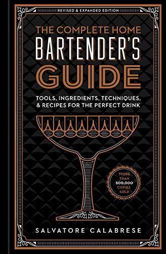Free Download Pdf The Complete Home Bartenders Guide Tools