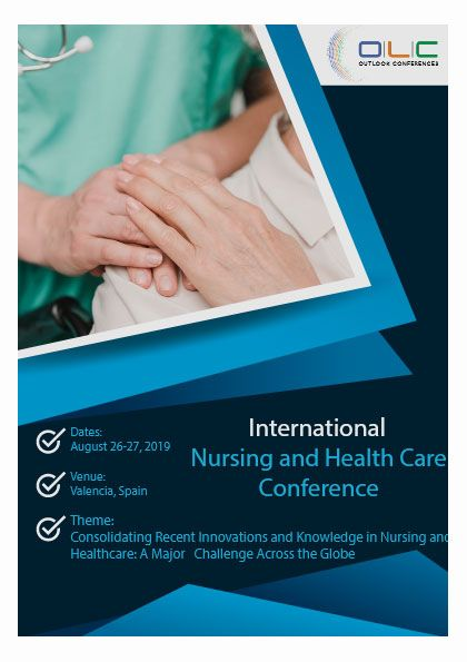 INTERNATIONAL NURSING AND HEALTH CARE CONFERENCE in 2019