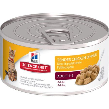 Pets Hills Science Diet Canned Cat Food Food