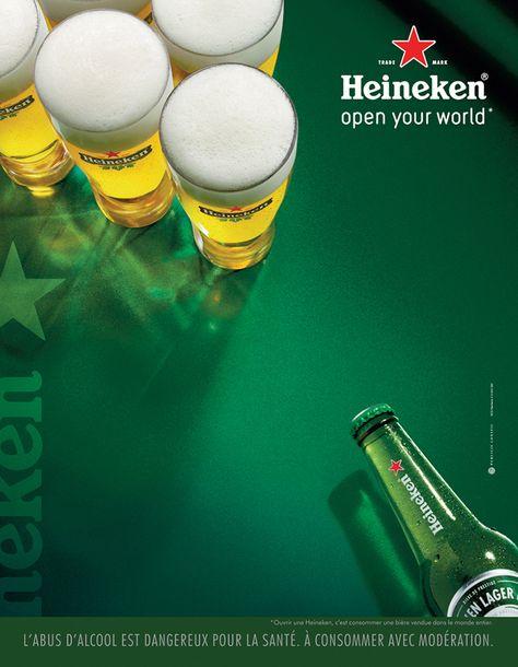 La saga Heineken