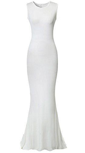 White Prom Dresses 2015 Long for Juniors Plus Size Women Gown Babyonlinedress http://www.amazon.com/dp/B013LWGJKS/ref=cm_sw_r_pi_dp_3HV1wb007G5K9