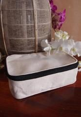 Canvas Zippered Toiletry Bag Travel Dopp Kit TM695 This sturdy Travel Dopp Kit ... -  Canvas Zippered Toiletry Bag Travel Dopp Kit TM695 This sturdy Travel Dopp Kit is made of 100% cott - #Bag #Bridesmaidjewelry #Canvas #Dopp #Electroformedjewelry #Kit #sturdy #TM695 #Toiletry #Travel #Zippered