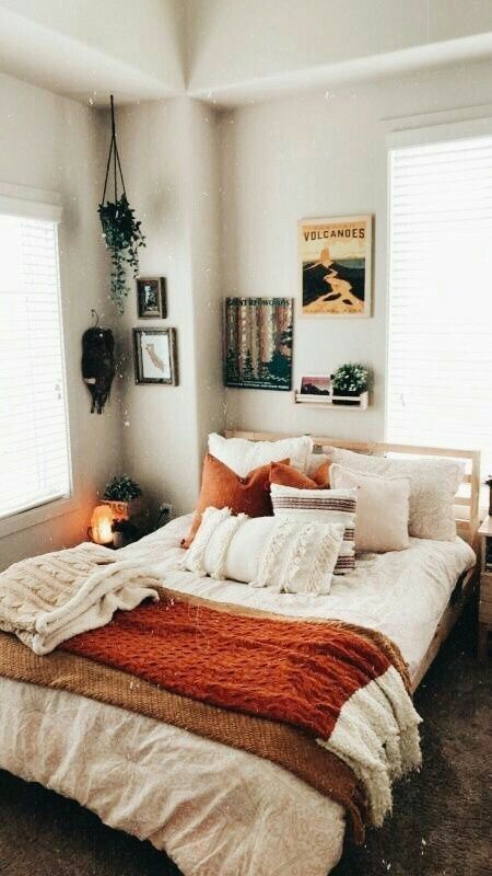 P I N T E R E S T L A U R E N Room Ideas Bedroom Apartment Room Aesthetic Bedroom