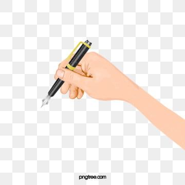 Cartoon Hand Drawn Hand Holding Pen Writing Illustration Writing Clipart Pen Hand Png Transparent Clipart Image And Psd File For Free Download How To Draw Hands Hand Clipart Writing Clipart