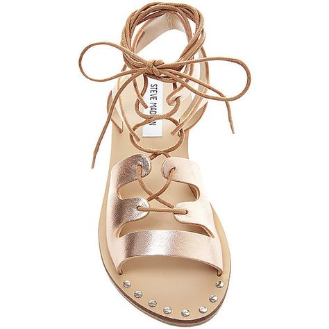 88bc255370c7 Steve Madden Women s Rella Sandals ( 70) ❤ liked on Polyvore featuring shoes
