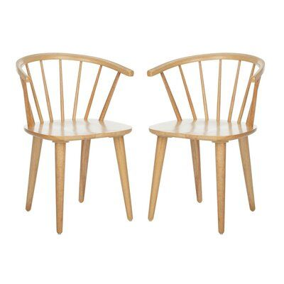 Ginny Solid Wood Dining Chair Solid Wood Dining Chairs Dining Chairs Farmhouse Dining Chairs