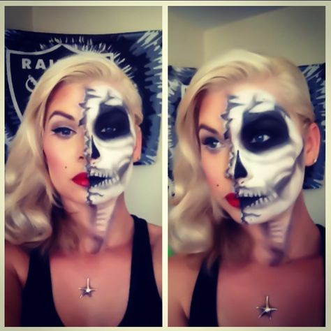 half barbie half skeleton - Google Search | Stuff to Buy ...