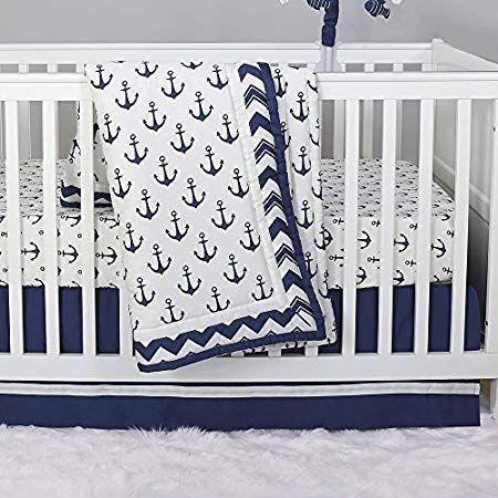 Anchor Crib Bedding Sets And