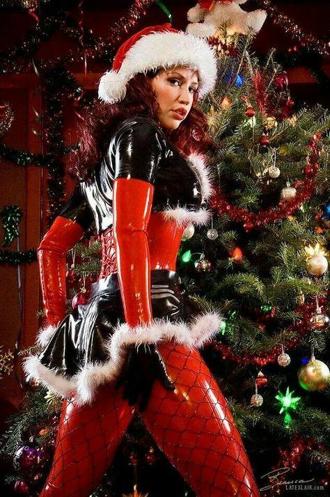 Femme Nu Joyeux Noel lederlady ❤ | sunshine curve | pinterest | mère noël, noel und femme