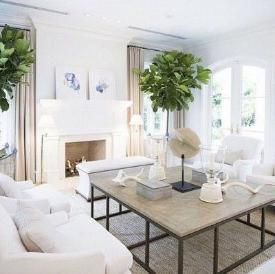 Hamptons vs French Provincial Interiors | Design Field Notes ...