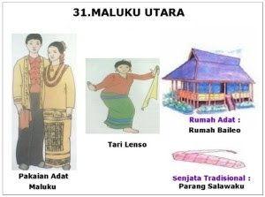 34 Provinsi Rumah Adat Pakaian Tarian Tradisional Senjata Tradisional Lagu Bahasa Suku Julukan Di Indonesia Pakaian Tari Lagu Indonesia
