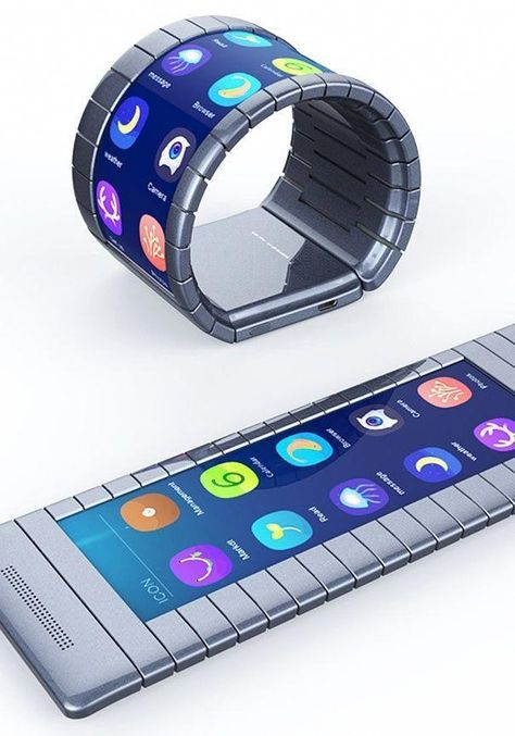 Behold, the First Bendable Smartphone Is Here