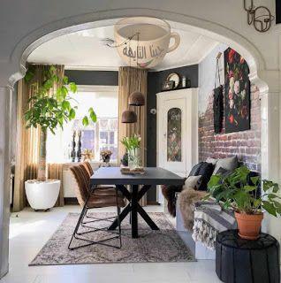 احدث غرف سفرة 2019 Modern Dining Home Decor Decor