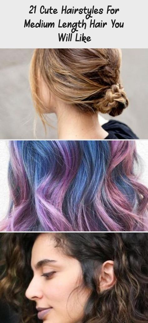 21 CUTE HAIRSTYLES FOR MEDIUM LENGTH HAIR YOU WILL LIKE – My Stylish Zoo #hairstylesformediumlengthhairHighlights #hairstylesformediumlengthhairBraided #hairstylesformediumlengthhairHalfUp #hairstylesformediumlengthhairWaves #hairstylesformediumlengthhairAfricanAmerican