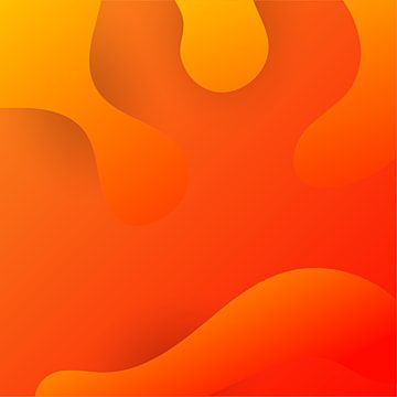Abstract Orange Gradient Fluid Or Flux Background Png Abstract Acrylic Png And Vector With Transparent Background For Free Download Splash Vector