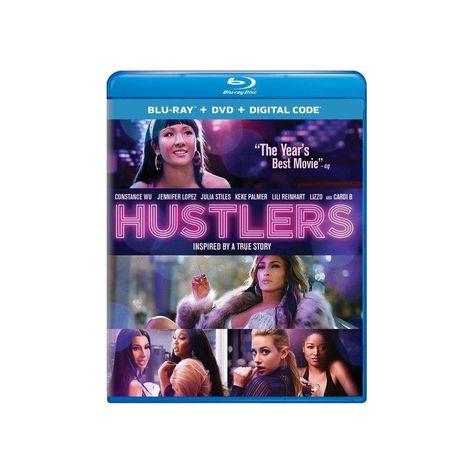 Hustlers (Blu-ray), Movies