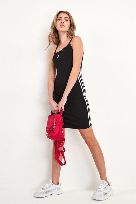 Buy adidas Originals Black Tank Dress from the Next UK online shop