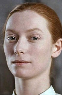 Baby Tilda Swinton: do I see Belle or do I see Newt, I just don't know - H