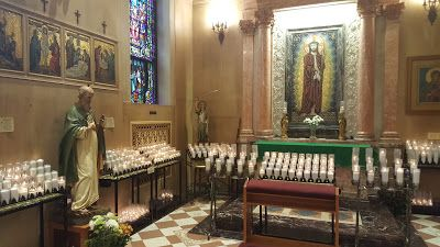 A Catholic Life: Virtual Tour: National Shrine of St. Maximilian Kolbe