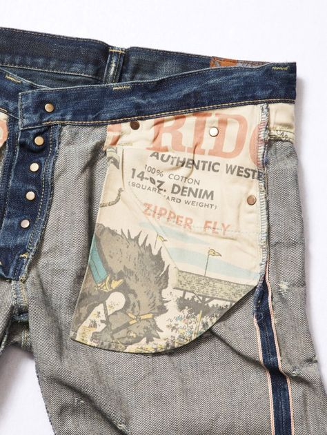 Donwan x Lee Collaboration. Donwan, founder and designer of Prps, approaches denim with innovation all the while paying homage to the denim pioneers.