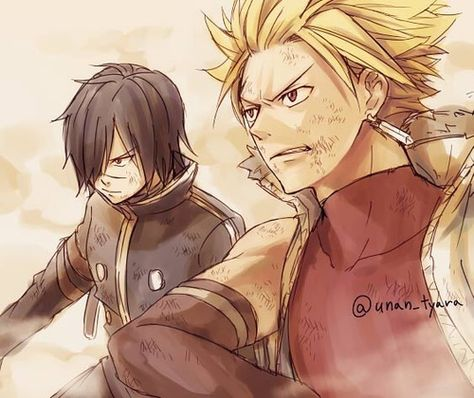 anime, art, and fairy tail image