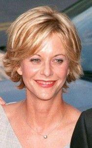 Lovely Frisuren Von Meg Ryan Short Hair Styles Meg Ryan Short Hair Meg Ryan Hairstyles
