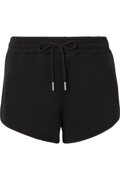 huge selection of f157b 80f5c Ninety Percent - Farrah organic cotton-jersey shorts in 2019 ...