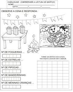 40 Atividades Matematicas Festa Junina Atividades Festa Junina Atividades Sobre Festa Junina Atividades Juninas