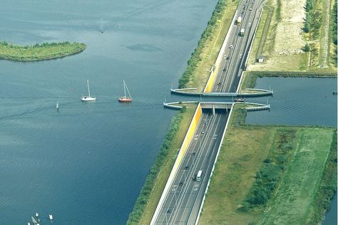 A Clever Piece of Engineering from The Netherlands