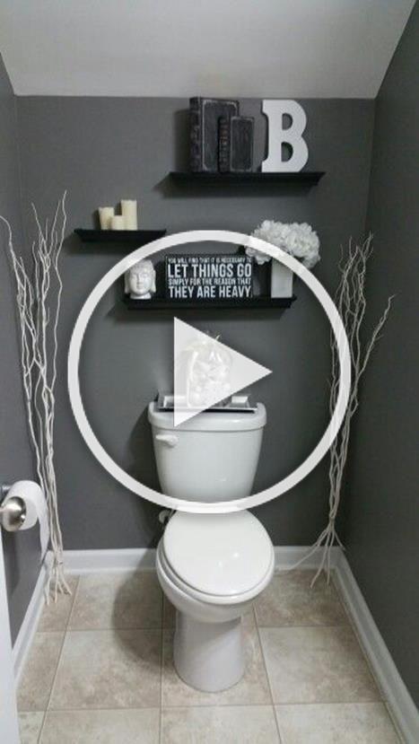 Gray Half Bathroom Decorating Ideas On A Budget 10 Diydecorchristmas Christmas Diychristmasroomdec Christmas Room Decor Diy Diy Bedroom Decor Diy Room Decor