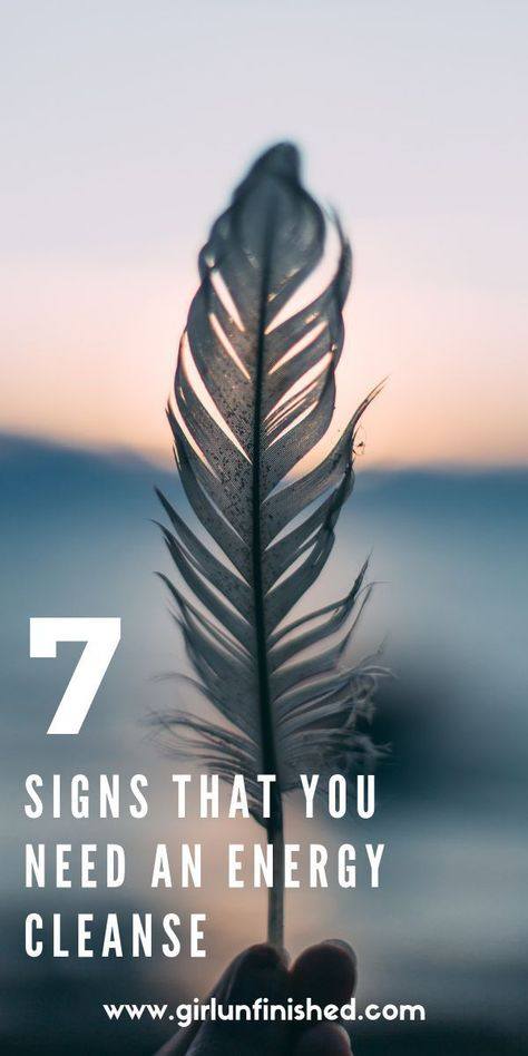 Seven Energy Clearing Techniques (And Why You Need Them In Your Life)