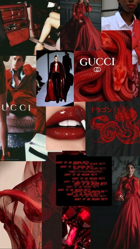 red wallpapers ❤️💋💄