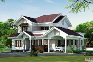 Beautiful Kerala House Designs Dream Home And Interiors