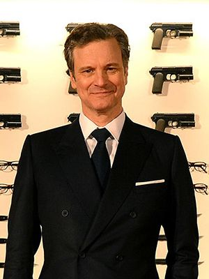 Colin Firth 'Kingsman: The Secret Service' World Premiere. Made me laugh & smile this movie did! :)