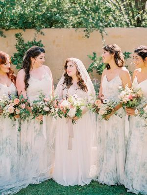 A Gorgeous Blended Celebration Of Persian And Western Traditions
