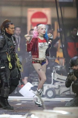 'Suicide Squad' Mega Photo Gallery, Including All Four 'Empire' Covers |  Margot robbie, Harley quinn and Squad