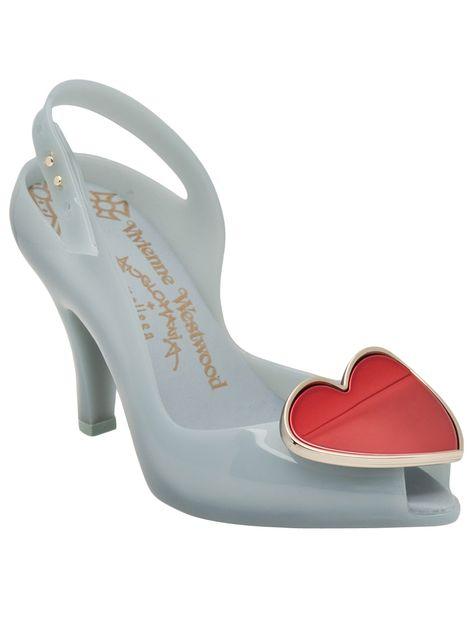 1416686b10854 Vivienne Westwood Anglomania + Melissa Lady Dragon Pump - Anastasia  Boutique - farfetch.com