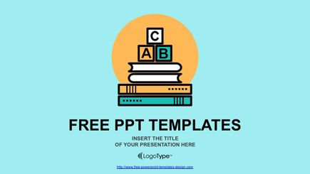 Free Education Powerpoint Presentation Templates Intended For Ppt Templates Free Download Education22861 Scuola Elementare Scuola Ppt